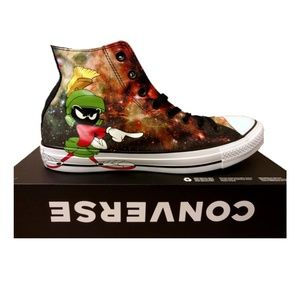 Marvin the Martian Looney Tunes Converse Sneaker